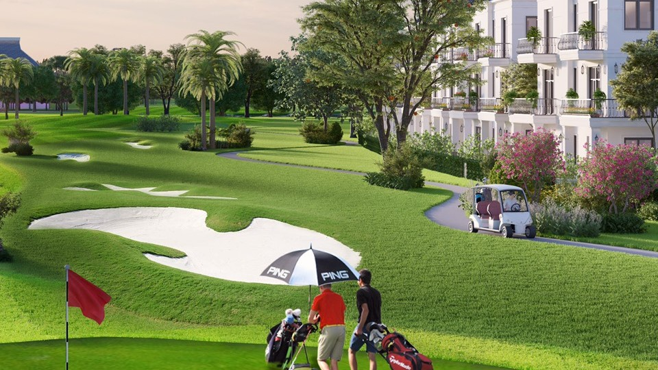 West Lakes Golf